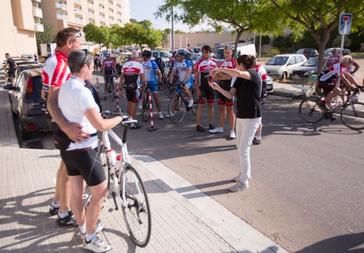 Picture 1: Fred Rompelberg 268 km: All hotels Mallorca still available to book with early bird prices with Fred 268 km!
