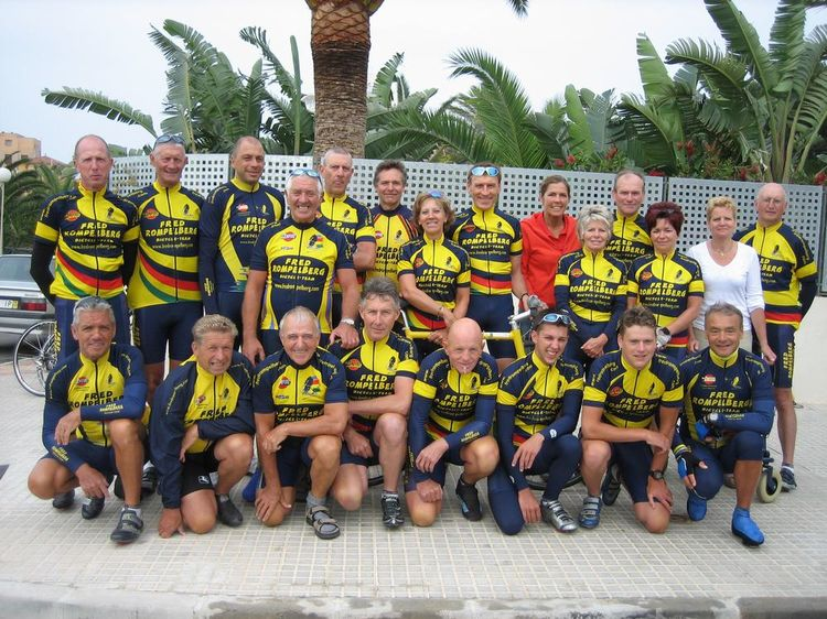 Picture 3: Fred Rompelberg 268 km: All hotels Mallorca still available to book with early bird prices with Fred 268 km!
