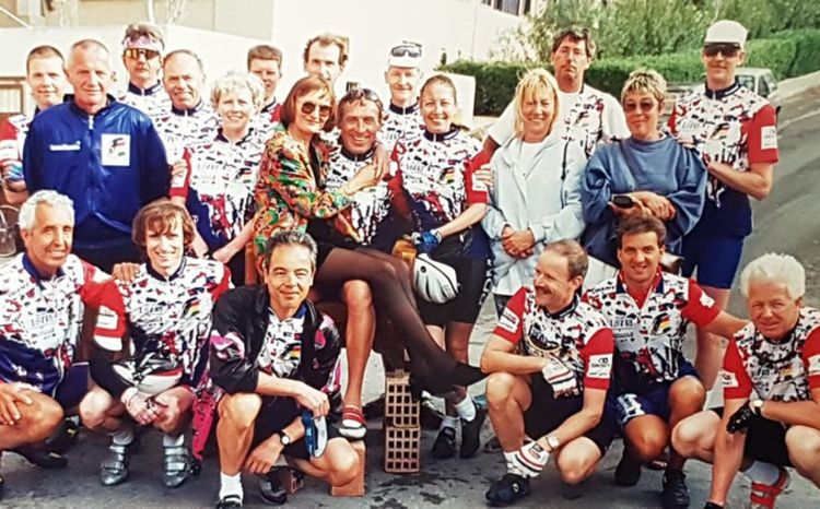 Picture 10: Fred Rompelberg 268 km: The cycling paradise Mallorca for many cyclists!