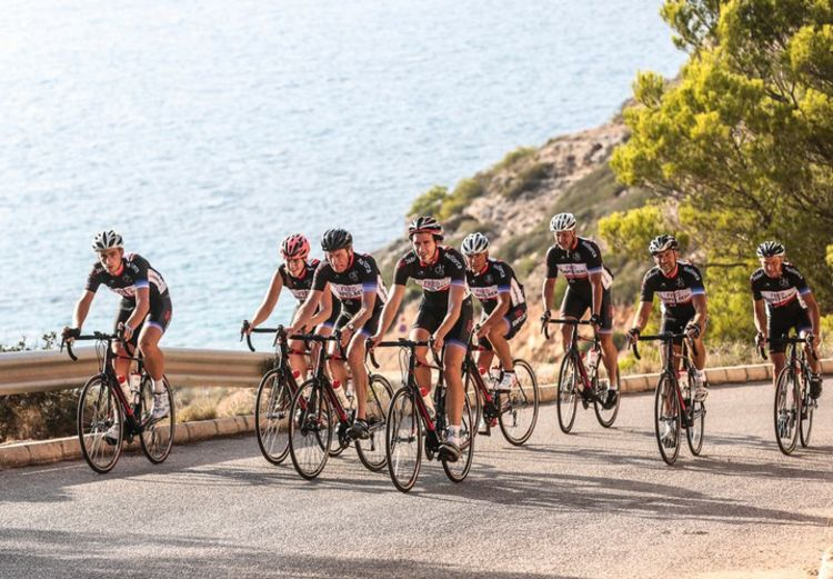 Picture 12: Fred Rompelberg 268km: Especially for the amazing bookings for 2017, a 7th trip to Mallorca completely costless!