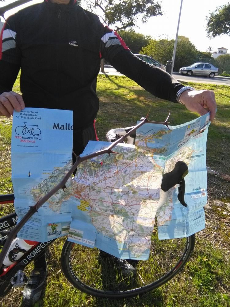 Picture 15: Fred Rompelberg 268 km: Especially for the amazing bookings for 2017, a 8th trip to Mallorca completely costless!