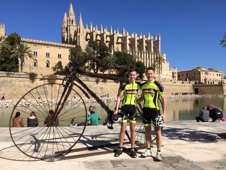 Picture 17: Fred Rompelberg 268 km: Especially for the amazing bookings for 2017, a 8th trip to Mallorca completely costless!