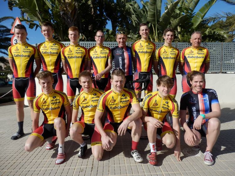 Picture 9: Fred Rompelberg 268 km: Especially for the amazing bookings for 2017, a 8th trip to Mallorca completely costless!