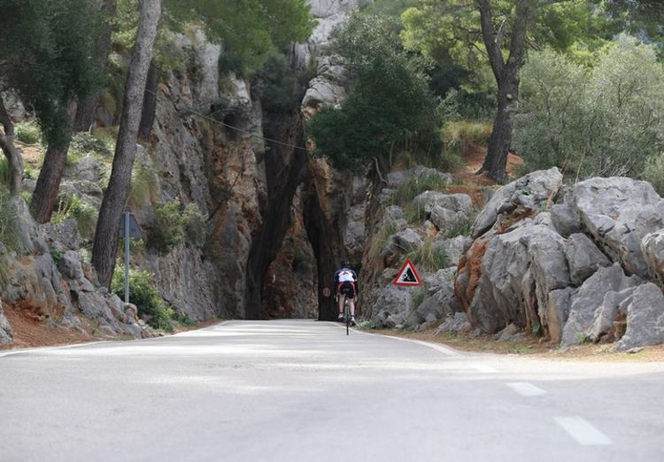 Picture 13: Fred Rompelberg 268 km. Our guests say: Mallorca the true cycling paradise! FORMIDABLE.