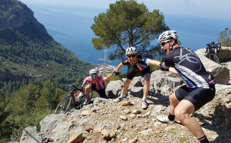 Picture 7: Fred Rompelberg 268 km. Our guests say: Mallorca the true cycling paradise! FORMIDABLE.