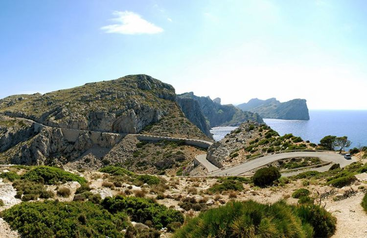 Picture 13: Fred Rompelberg 268 km: Mallorca, the cycling paradise for all cyclists, hobby-cyclists and racing-cyclists!