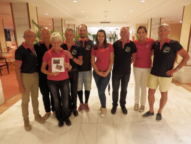Picture 1: Fred Rompelberg 268 km: We are still on Mallorca till October 29, 2017, last minute offer Hotel Taurus Park!
