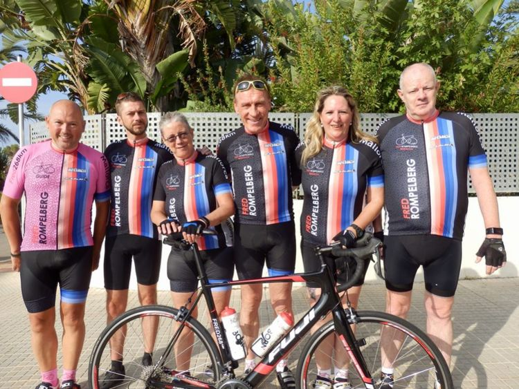 Picture 12: Fred Rompelberg 268 km: We are still on Mallorca till October 29, 2017, last minute offer Hotel Taurus Park!
