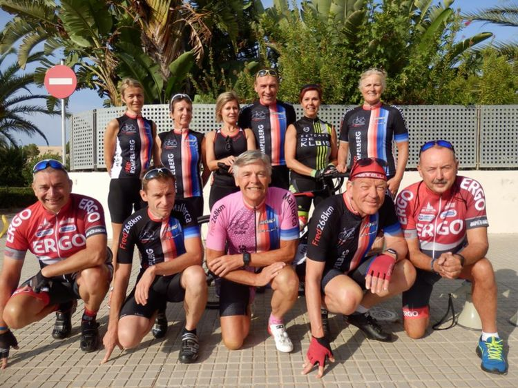 Picture 13: Fred Rompelberg 268 km: We are still on Mallorca till October 29, 2017, last minute offer Hotel Taurus Park!