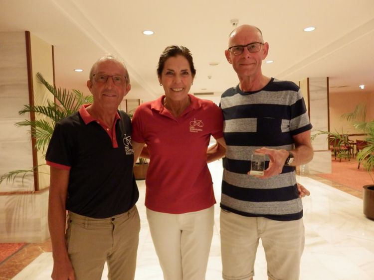 Picture 3: Fred Rompelberg 268 km: We are still on Mallorca till October 29, 2017, last minute offer Hotel Taurus Park!