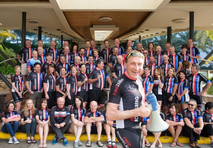 Picture 4: Fred Rompelberg 268 km: Mallorca the cycling paradise: for 2018 the bookings are going very well.