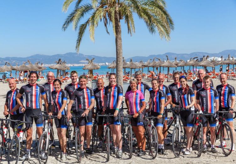 Picture 1: Fred Rompelberg 268 km:Fred Rompelberg 268 km: 7th trip for free, for our guests who book their cycling holiday 2018 with us.