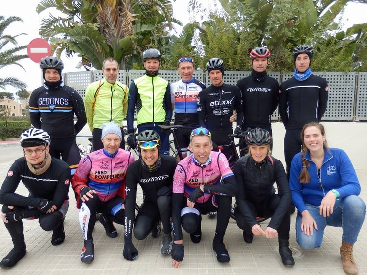 Picture 15: Fred Rompelberg 268 km: Especially for the amazing bookings for 2018, a 9th trip to Mallorca completely costless!