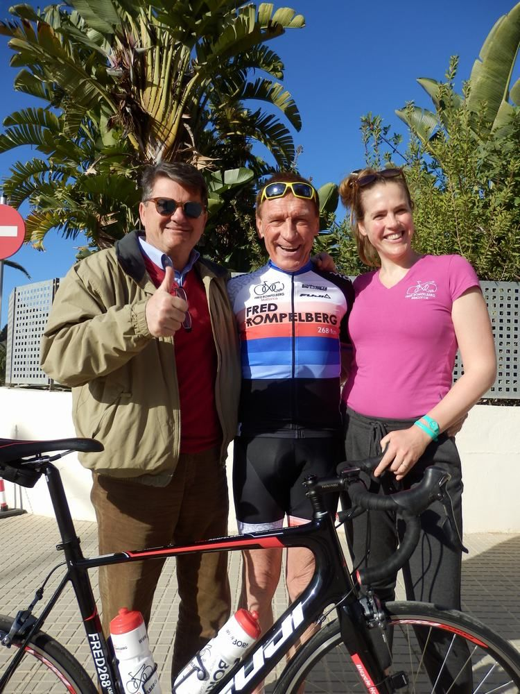 Picture 9: Fred Rompelberg 268 km. Our guests say: Mallorca the true cycling paradise! FORMIDABLE.