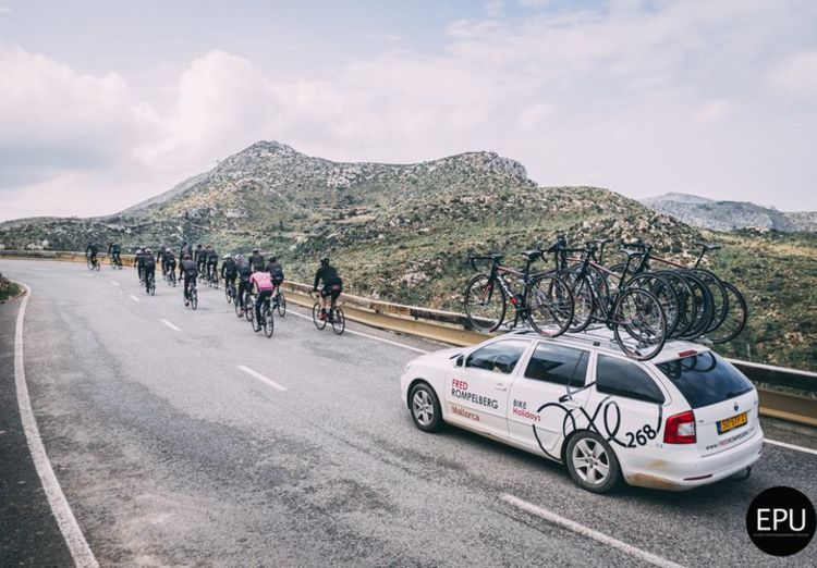 Picture 21: Fred Rompelberg 268 km: Come to Mallorca and take advantage of our new Fuji bikes!