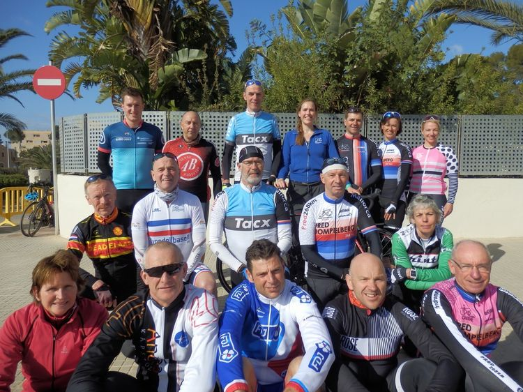 Picture 14: Fred Rompelberg 268 km: Especially for the amazing bookings for 2018, a 10th trip to Mallorca completely costless!