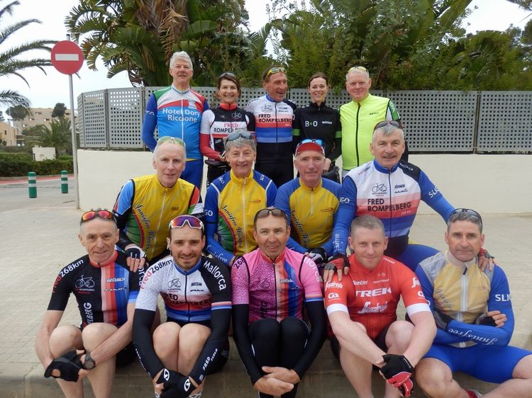 Picture 14: Fred Rompelberg 268 km: Experience your cycling-holiday in June, July, August, September and October 2018 with us on Mallorca with Fred 268 km!