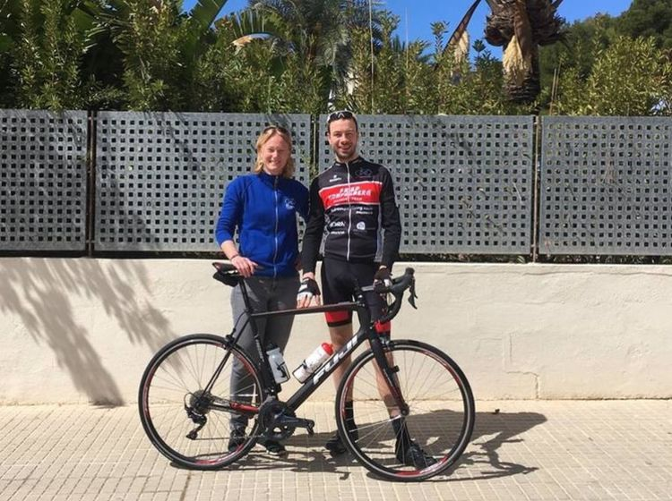 Picture 12: Fred Rompelberg 268 km: Especially for the amazing bookings for 2018, a 11th trip to Mallorca completely costless!