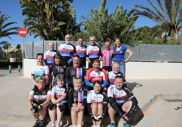 Picture 15: Fred Rompelberg 268 km: Especially for the amazing bookings for 2018, a 11th trip to Mallorca completely costless!