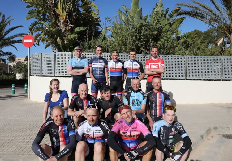 Picture 16: Fred Rompelberg 268 km: Especially for the amazing bookings for 2018, a 11th trip to Mallorca completely costless!