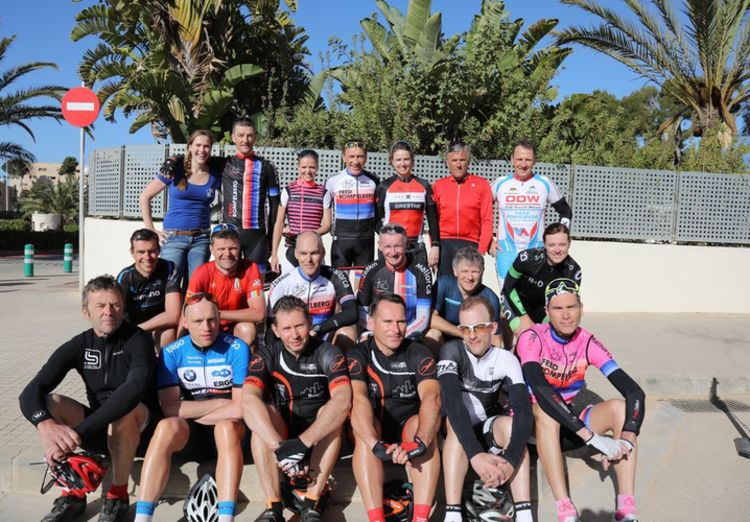Picture 18: Fred Rompelberg 268 km: Especially for the amazing bookings for 2018, a 11th trip to Mallorca completely costless!