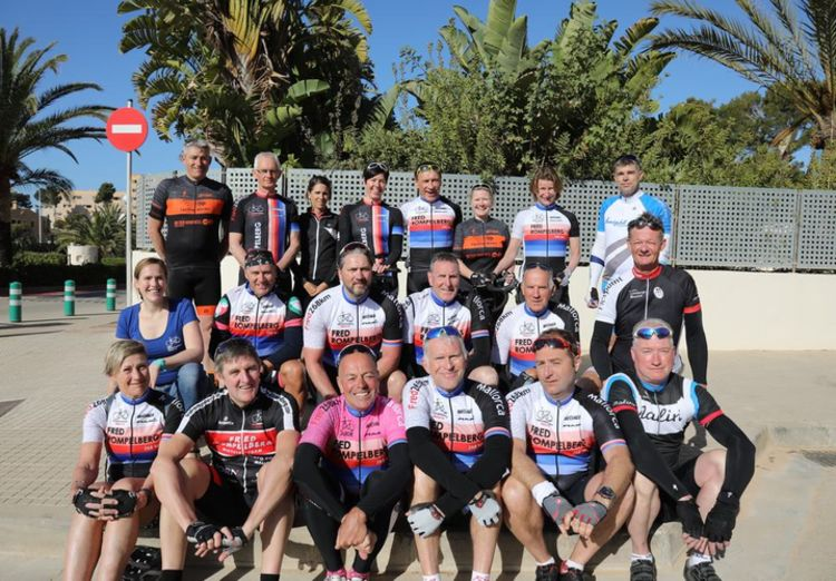 Picture 19: Fred Rompelberg 268 km: Especially for the amazing bookings for 2018, a 11th trip to Mallorca completely costless!
