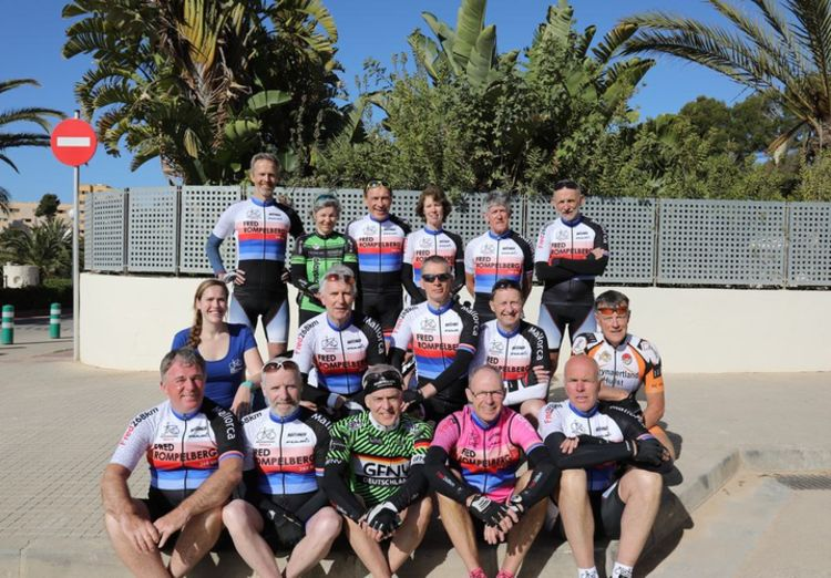 Picture 22: Fred Rompelberg 268 km: Especially for the amazing bookings for 2018, a 11th trip to Mallorca completely costless!