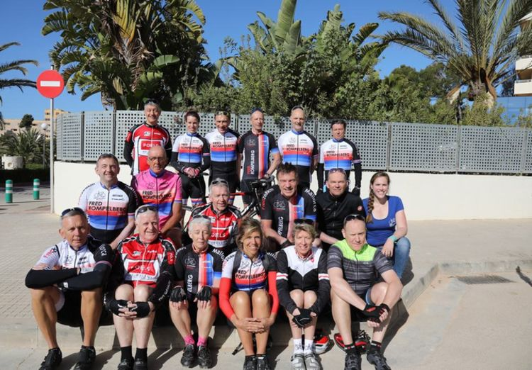 Picture 23: Fred Rompelberg 268 km: Especially for the amazing bookings for 2018, a 11th trip to Mallorca completely costless!