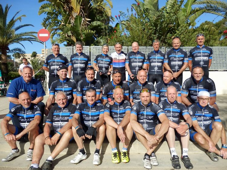 Picture 8: Fred Rompelberg 268 km: Especially for the amazing bookings for 2018, a 13th trip to Mallorca completely costless!