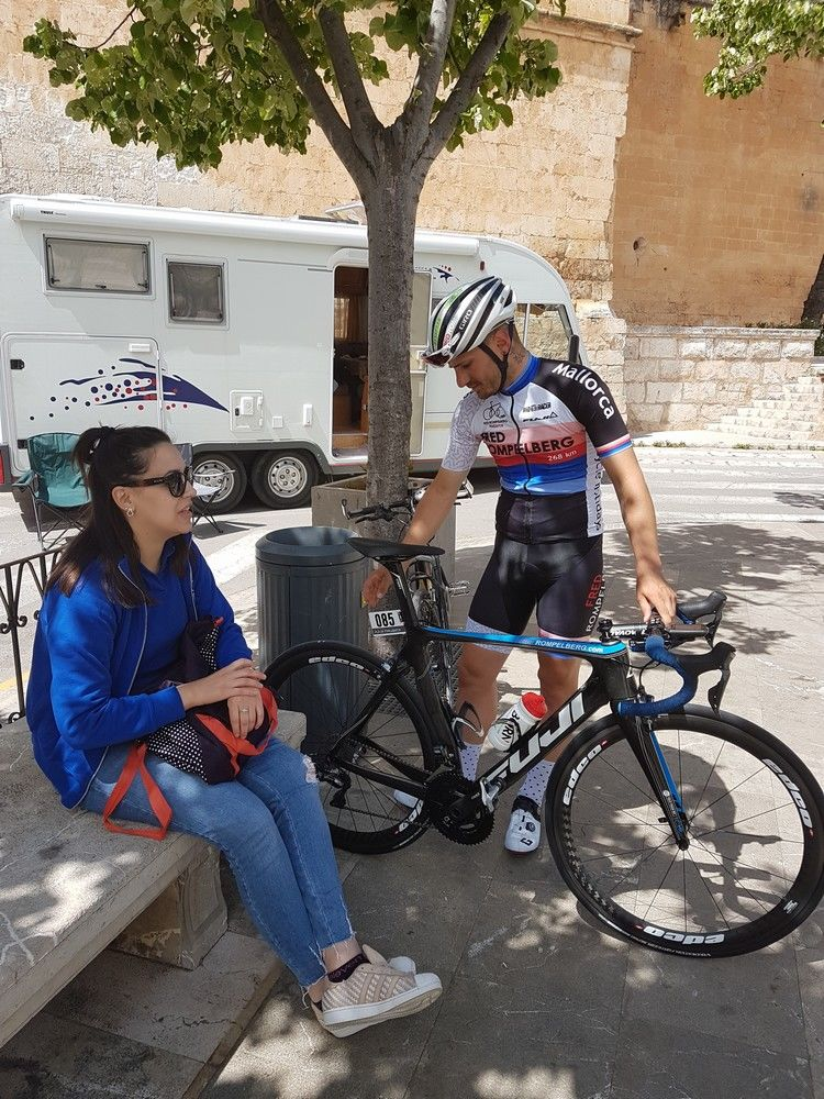 Picture 5: Fred Rompelberg 268 km: Especially for the amazing bookings for 2018, a 14th trip to Mallorca completely costless!