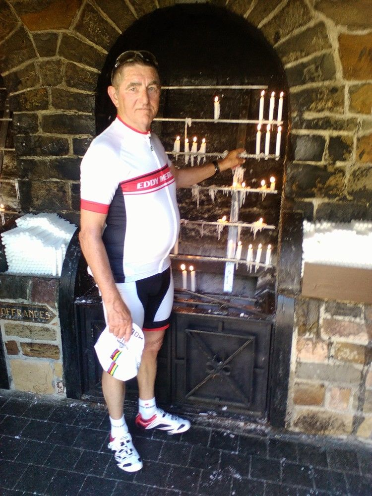 Picture 2: Fred Rompelberg 268 km: Enjoy the summer, enjoy the good weather!