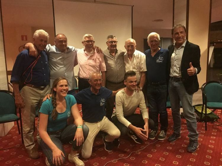 Picture 7: Fred Rompelberg 268 km: Autumn 2018: from September 14 to October 28, 2018. There are already more guests on Mallorca than in autumn 2017. Formidable!