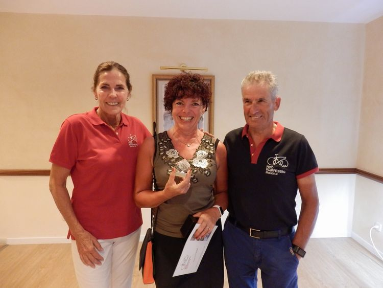 Picture 1: Fred Rompelberg 268 km: We are still on Mallorca till October 28, 2018, last minute offer Hotel Taurus Park!