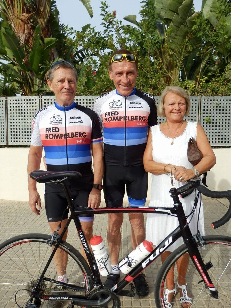 Picture 16: Fred Rompelberg 268 km: We are still on Mallorca till October 28, 2018, last minute offer Hotel Taurus Park!