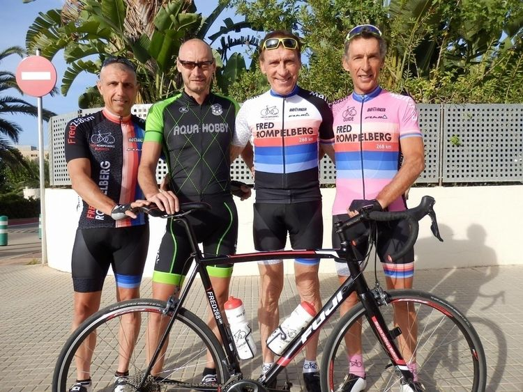 Picture 11: Fred Rompelberg 268 km: Autumn Mallorca is a great success, we are on Mallorca until October 28, 2018!