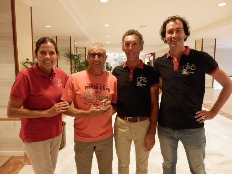 Picture 5: Fred Rompelberg 268 km: Autumn Mallorca is a great success, we are on Mallorca until October 28, 2018!