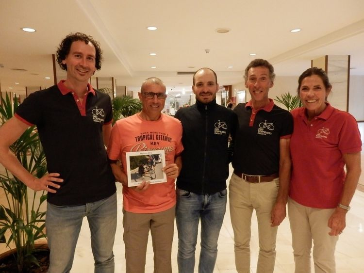 Picture 6: Fred Rompelberg 268 km: Autumn Mallorca is a great success, we are on Mallorca until October 28, 2018!