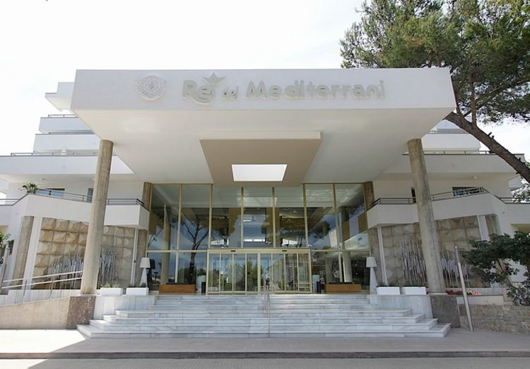Picture 1: Fred Rompelberg 268 km: New hotel Rei del Mediterrani Palace Alcúdia immediately in high demand, therefore a 3rd trip to Mallorca will be raffled among our guests.