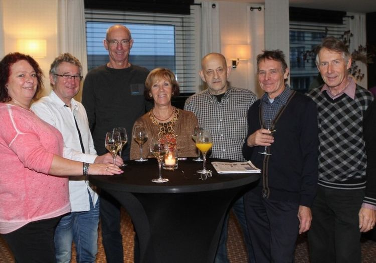 Picture 17: Fred Rompelberg 268 km: The Teamday/Mallorca on Saturday, December 1st, 2018 was very good in the Van der Valk hotel in Maastricht.