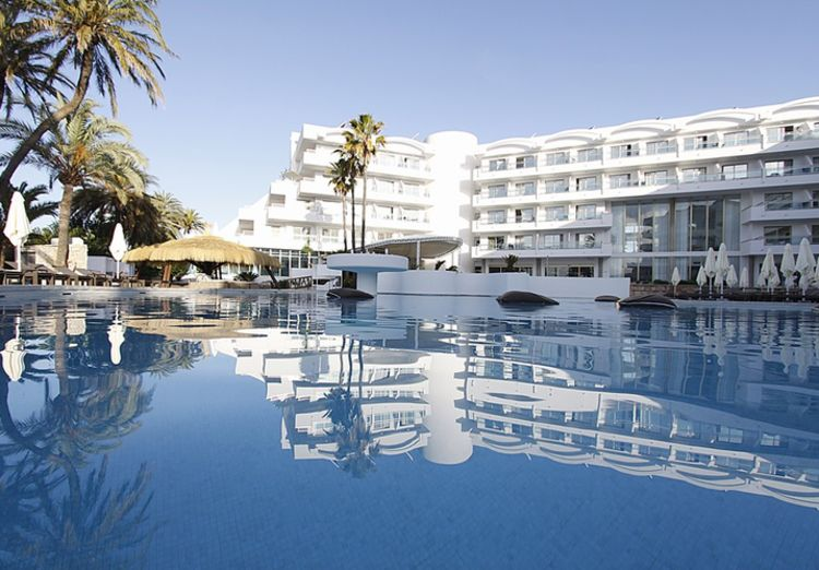 Picture 10: Fred Rompelberg 268 km: SUPER PRICES, gives us our new hotel Rei del Mediterrani Palace in Alcudia!