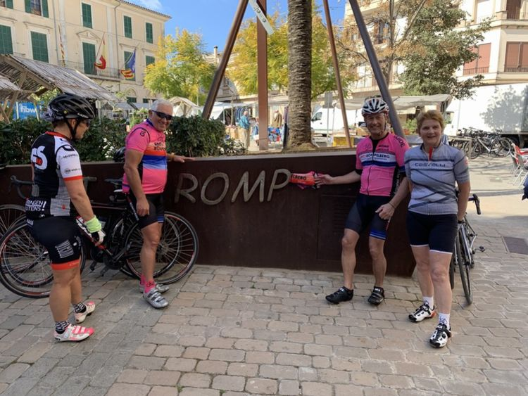 Picture 14: Fred Rompelberg 268 km: Especially for the amazing bookings for 2019, a 7th trip to Mallorca completely costless!