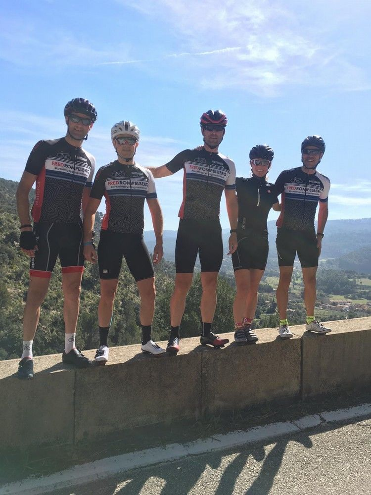 Picture 17: Fred Rompelberg 268 km: Especially for the amazing bookings for 2019, a 7th trip to Mallorca completely costless!
