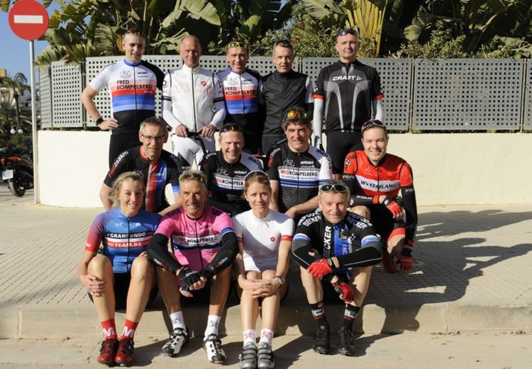 Picture 8: Fred Rompelberg 268 km: Especially for the amazing bookings for 2019, a 7th trip to Mallorca completely costless!