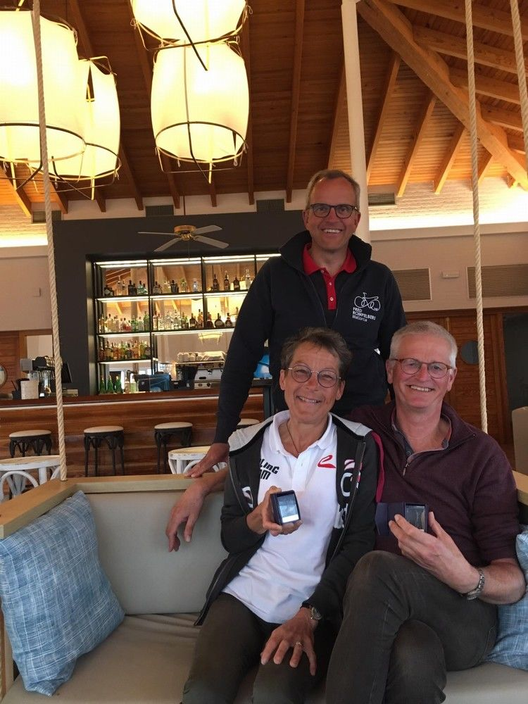 Picture 6: Fred Rompelberg 268 km: Especially for the amazing bookings for 2019, a 8th trip to Mallorca completely costless!