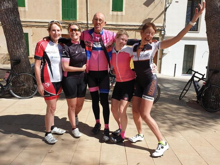 Picture 7: Fred Rompelberg 268 km: Especially for the amazing bookings for 2019, a 8th trip to Mallorca completely costless!