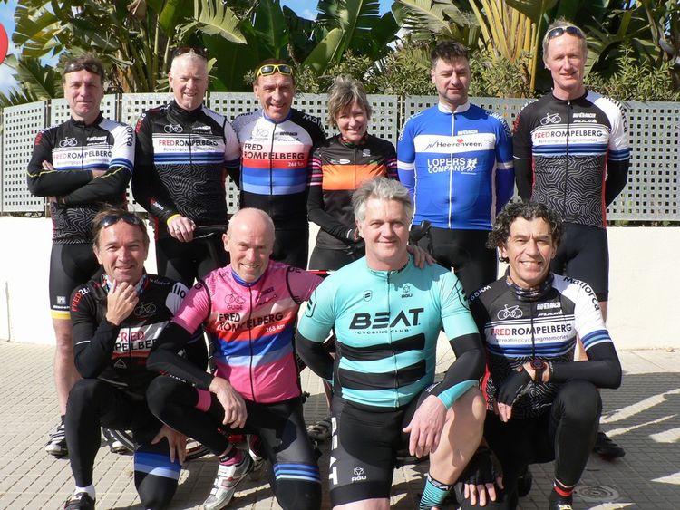 Picture 10: Fred Rompelberg 268 km: Come to Mallorca and take advantage of our new Fuji bikes!