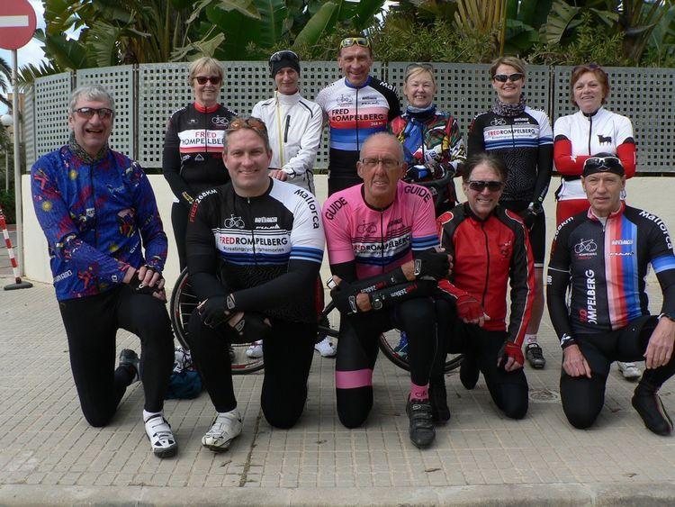 Picture 11: Fred Rompelberg 268 km: Come to Mallorca and take advantage of our new Fuji bikes!
