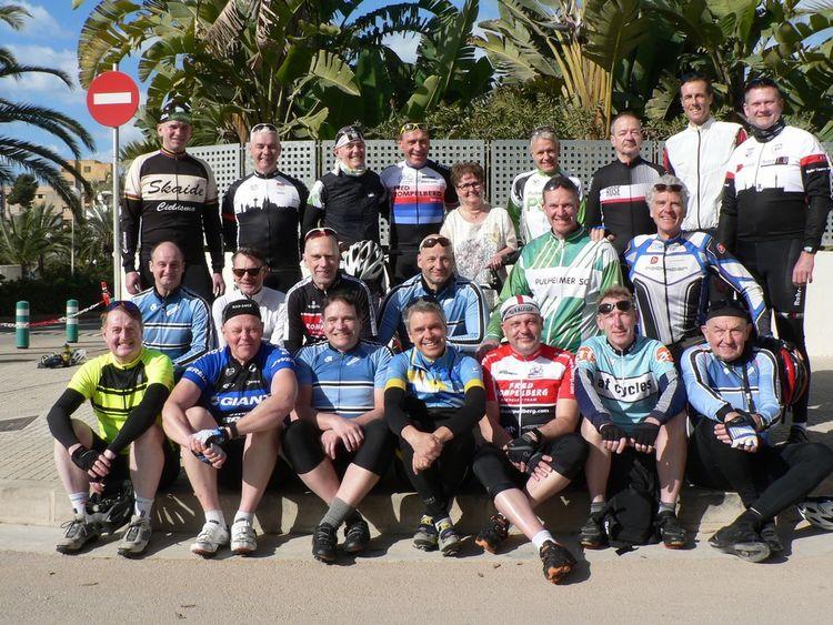 Picture 13: Fred Rompelberg 268 km: Come to Mallorca and take advantage of our new Fuji bikes!