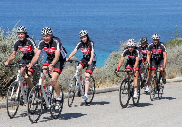 Picture 18: Fred Rompelberg 268 km: Come to Mallorca and take advantage of our new Fuji bikes!