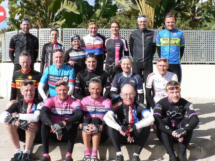 Picture 5: Fred Rompelberg 268 km: Come to Mallorca and take advantage of our new Fuji bikes!